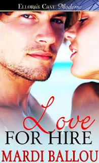 Review: Love for Hire by Mardi Ballou