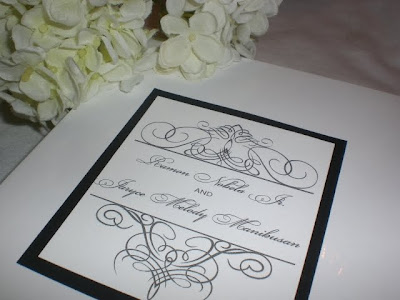 DIY Wedding Invitations photo 8