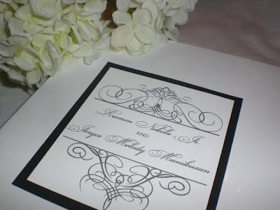DIY Wedding Invitations photo 8