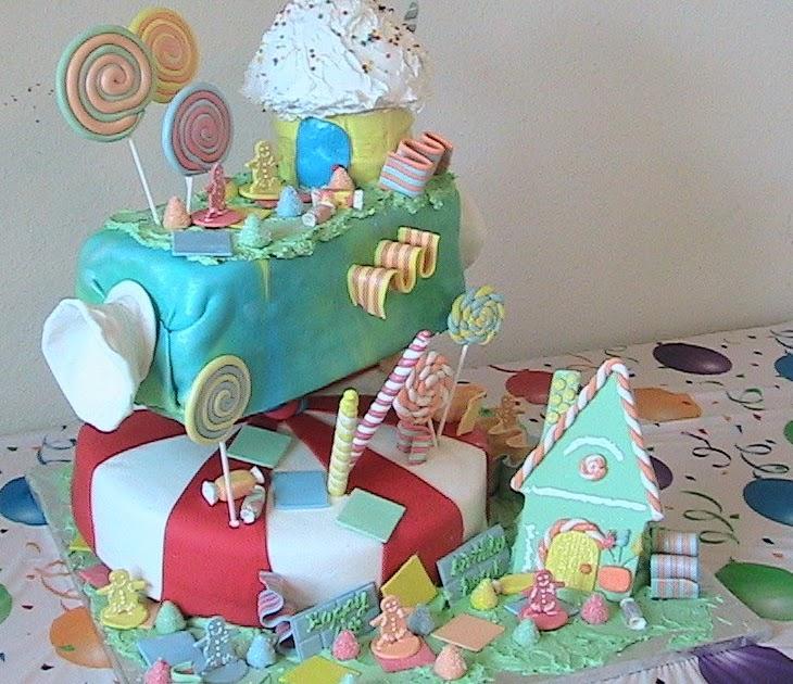 Desserts by Dawn: Candyland
