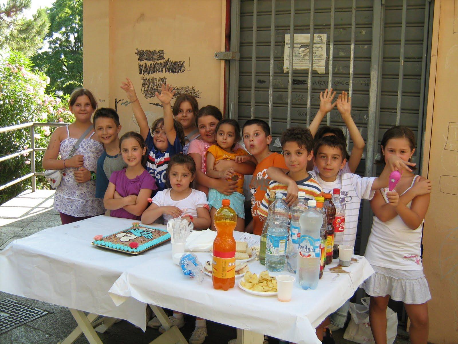 Deliziose ricette di dolci per le feste dei bambini