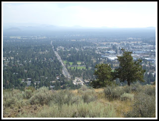 15th Street in Bend Oregon