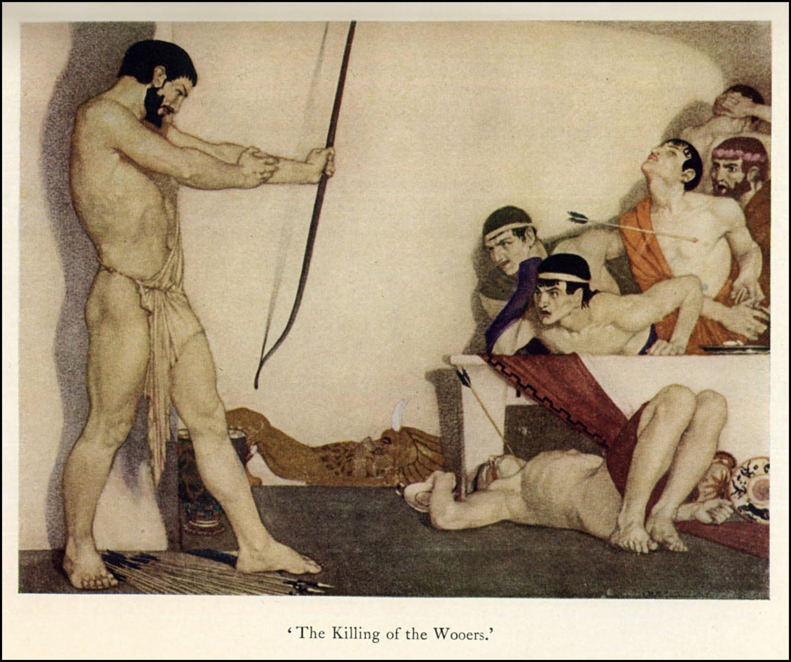 14 Antinous Odyssey