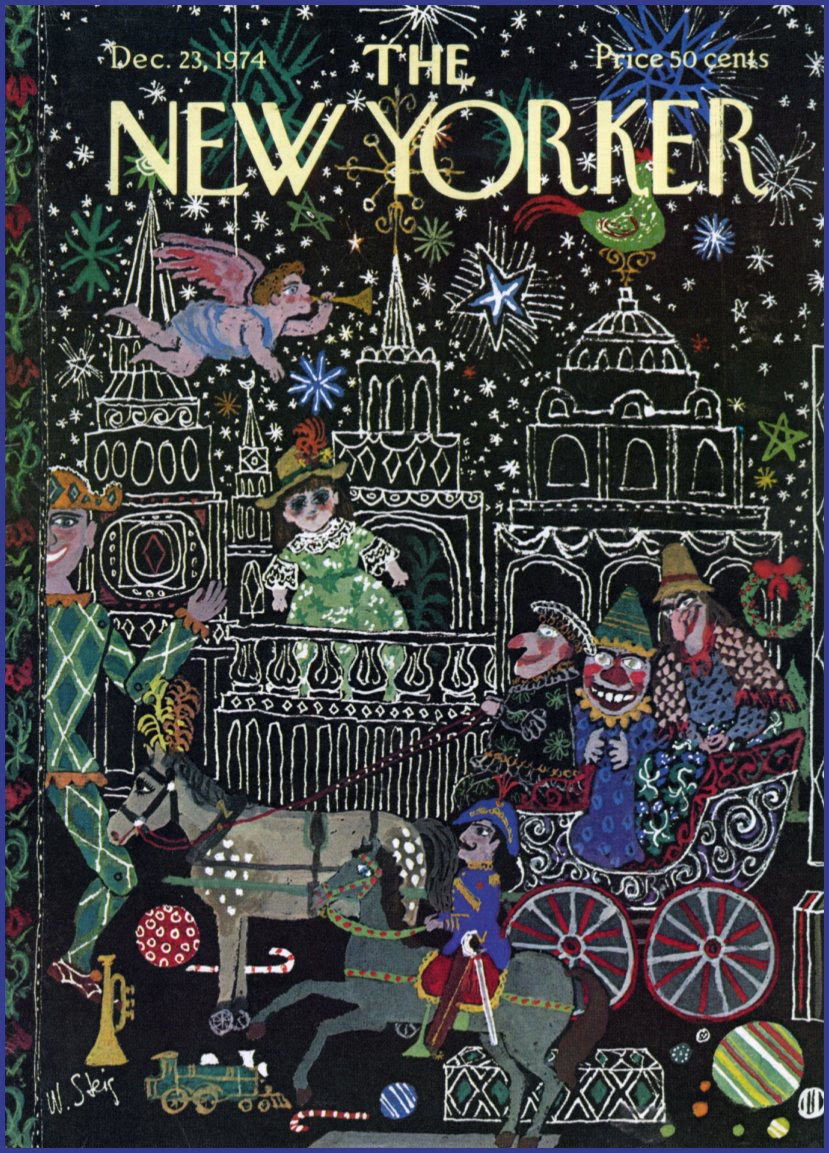 how to become an illustrator for the new yorker