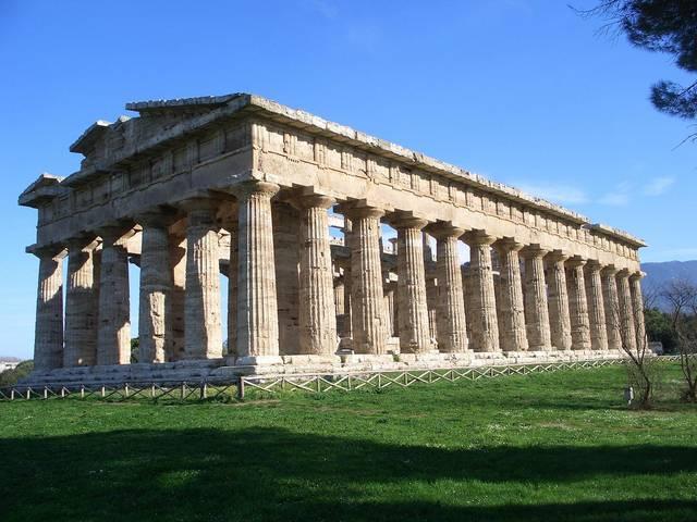 Tempio di Hera-Zeus (Paestum)