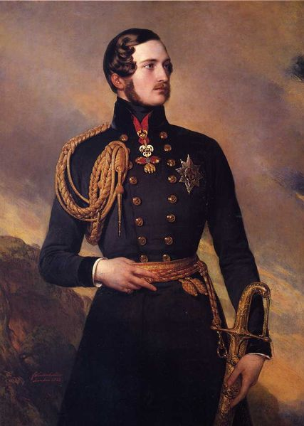 the mad monarchist consort profile prince albert of saxe