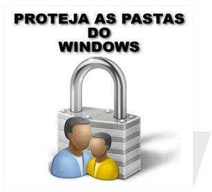 protejafd Proteja pastas do Windows XP com sua senha! Sem programas