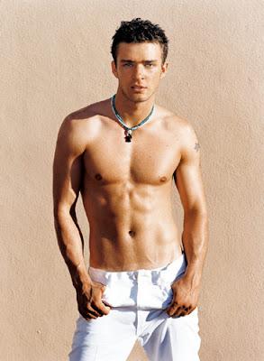 Justin Timberlake Sexy Body