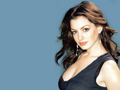 Anne Hathaway Beautiful Celebrity