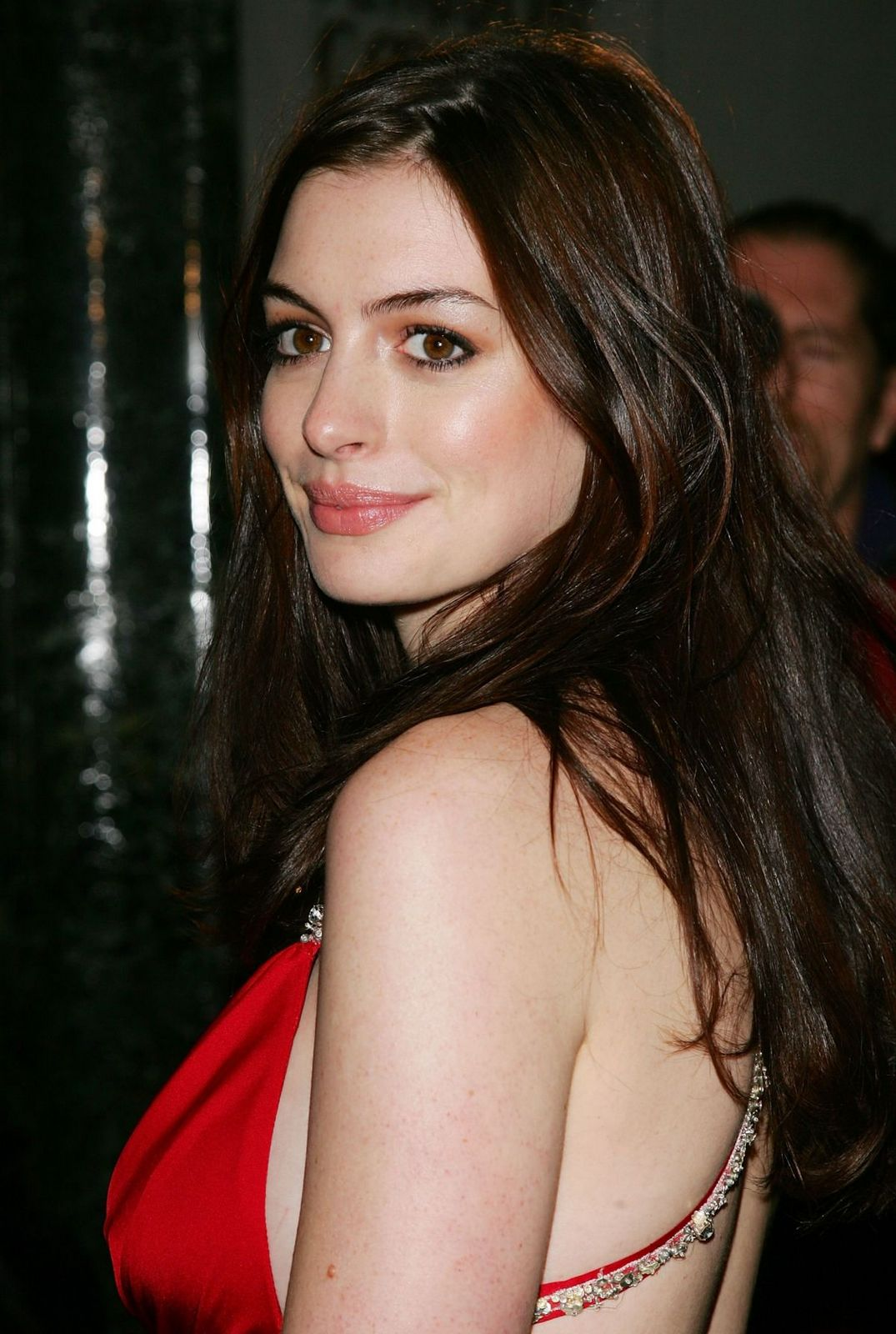 Celebrity Anne Hathaway nudes (22 foto and video), Tits, Sideboobs, Boobs, lingerie 2006
