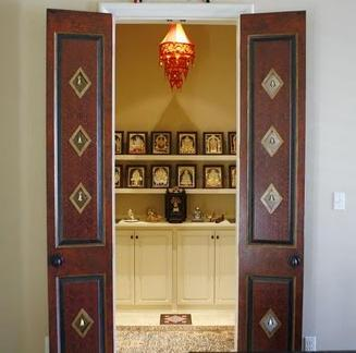Indian Prayer Room Design