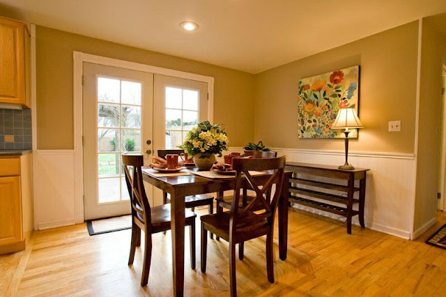BEST POSITION OF THE DINING TABLE AND CHAIRS