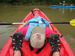 Costa Rica kayaking trip