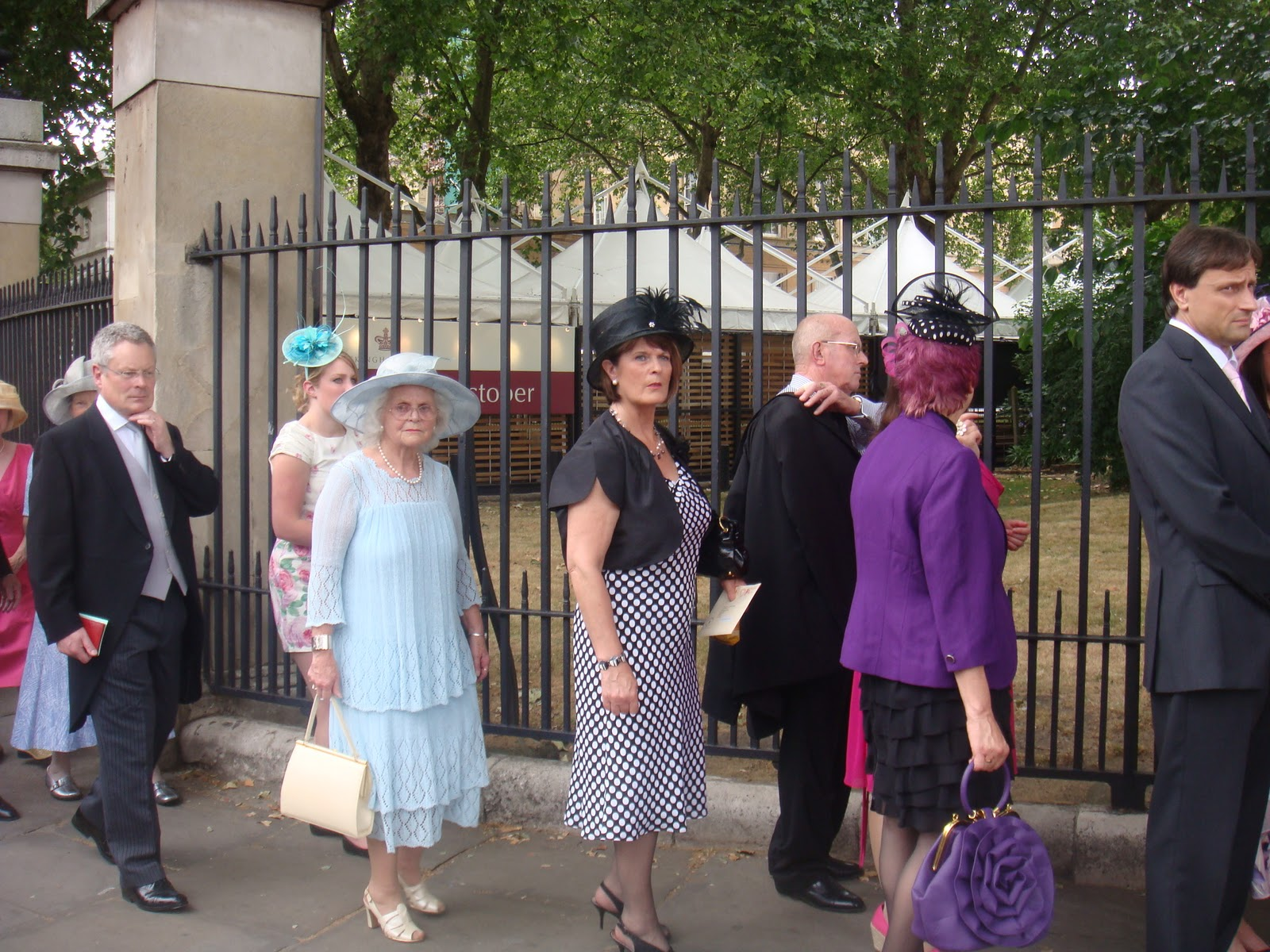 A Tale Of Two Cities Queen 39 S Garden Party