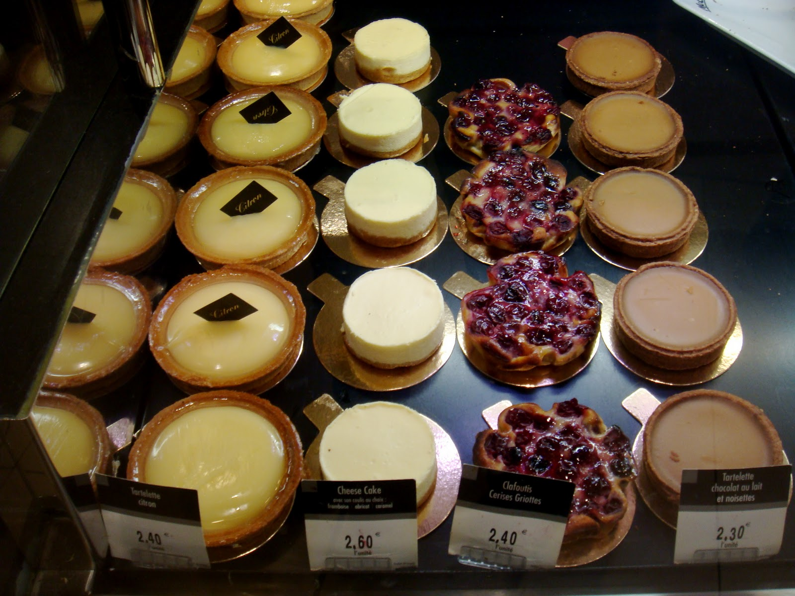 Fancy French Pastries Without fancy pastries,