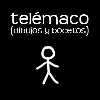 Telémaco (dibujos y bocetos)