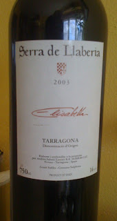 Serra de Llaberia Elisabeth 2003