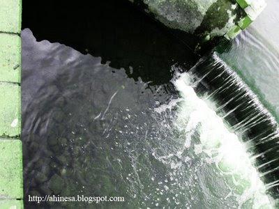 вода, водопад