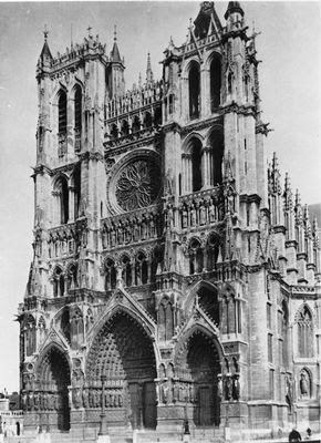Париж, собор парижской Богоматери, Нотр дамм де Пари