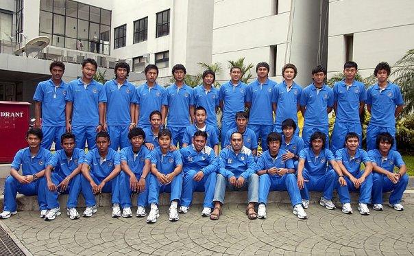 Skuad SAD Indonesia Tahun 2009/2010