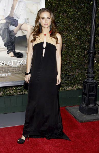 Natalie Portman - 'No Strings Attached' L.A Premiere