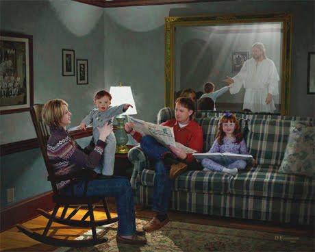 E a familia eterna será!!!