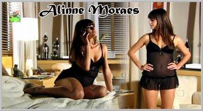 Aline Moraes - Revista Playboy