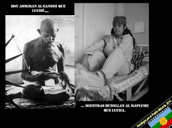 Pueblo mapuche. Continúa en lucha. Enlace a video