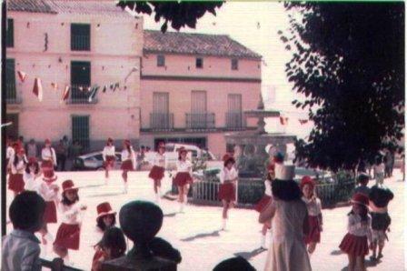 Fiesta en el pueblo