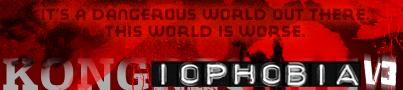 Kongiophobia
