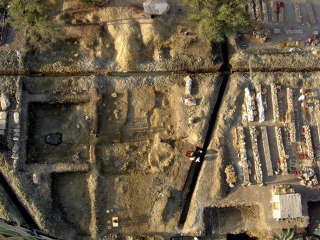 Planta de excavacion Colosos.
