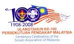 Selamat Menyambut Ulangtahun Kepengakapan di Malaysia Kali Ke-100
