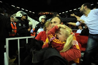 Galatasaray-Fenerbahce-Ulker-Kavga