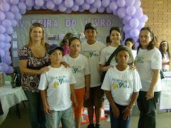 IV Feira Municipal  do Livro da Escola Visconde de Mauá