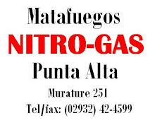 Matafuegos NITRO-GAS