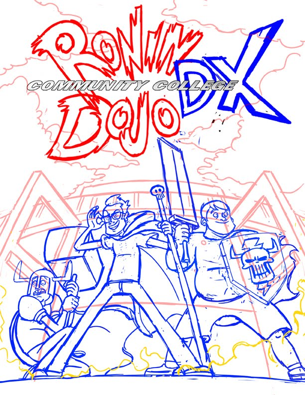 Rough RDCCDX Poster