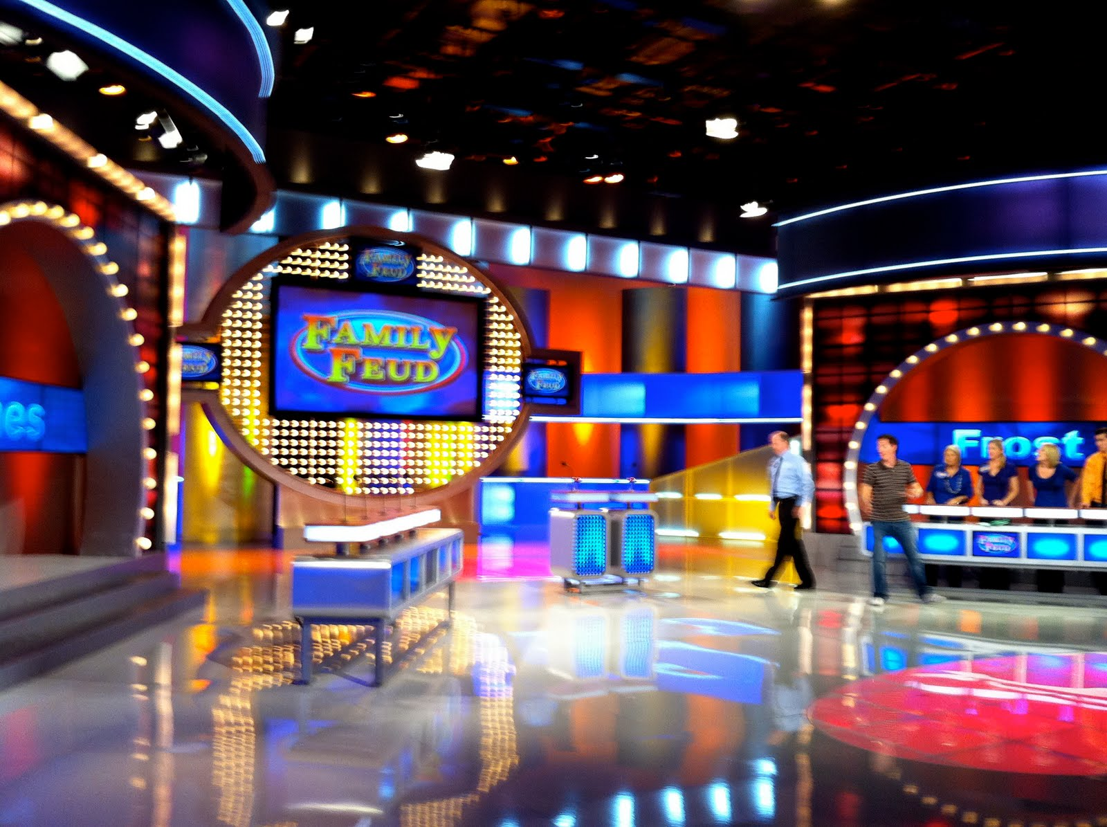 my (fun!) life in orlando: family feud; saturday september 4, 2010, Powerpoint templates