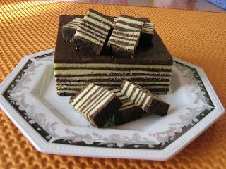 Kek Warisan Bonda Neenakeksarawak Blogspot Com Kek Lapis Chocolate Cheese