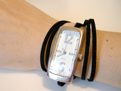 Gucci Knockoff, DIY Watch Band, DIY Jewellery, Easy watch strap, Designer Watch knockoff
