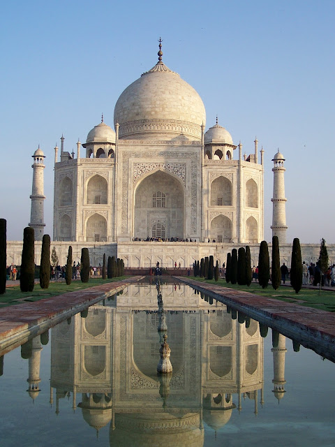 Taj Mahal, India, Inspiration Shot