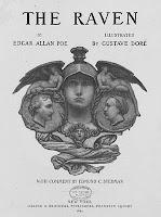 The Raven Edgar Allan Poe Dore