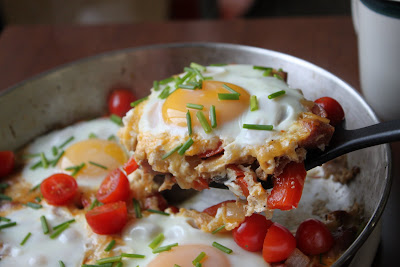 Food-G: Lady Budd's Basted Eggs