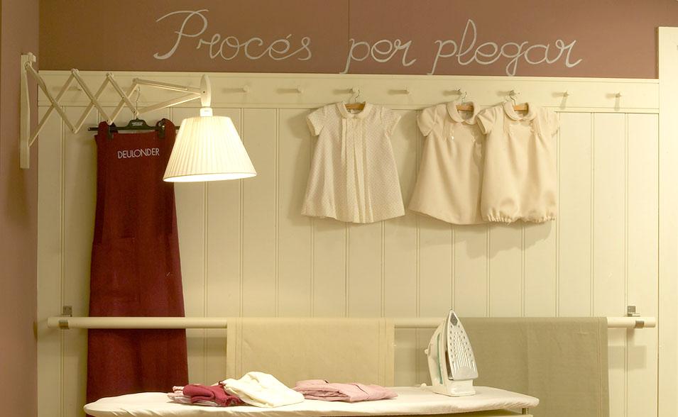 Un planchador bien distribuido y muy completo interior for Planchador de ropa
