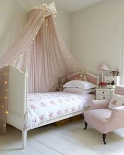 Decoraci n e ideas para mi hogar camas con dosel - Dosel cama nina ...
