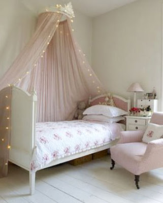 Transformando tu cama en una cama de dosel interior decorating tips - Camas con dosel infantiles ...