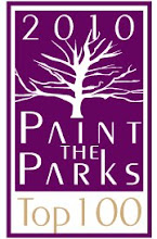 Steve's painting is regional winner in Paint the Parks Top 100