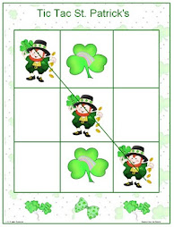 Tic Tac St. Patrick's