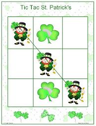 Tic Tac St. Patrick's