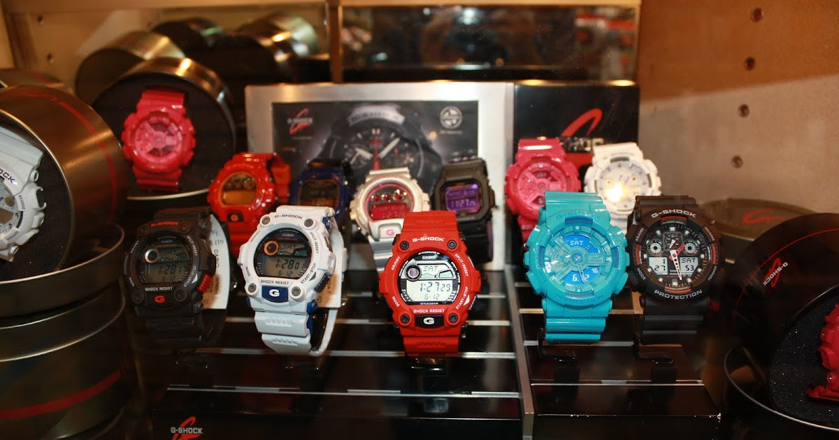 Dr jays stores get your casio g shocks at dr jays stores for 111 8th ave 7th floor new york ny 10011