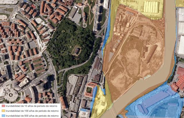Barakaldo digital megapark urban galindo burtze a y los for Pisos nuevos en barakaldo